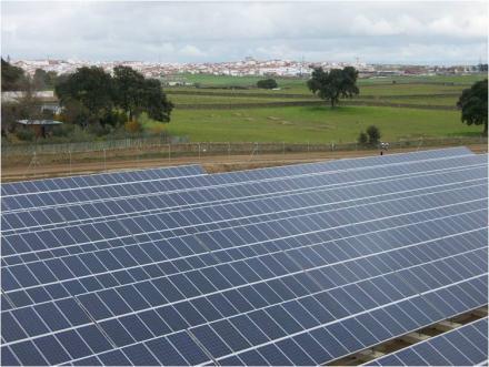 Parque Solar Cabeza Oliva