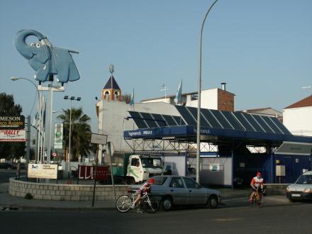 Centro de lavado El Elefante Azul