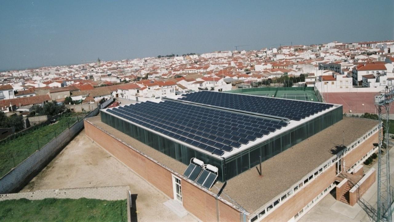 Instalación Fotovoltaica de 79,68 kWp para Polideportivo (Córdoba)