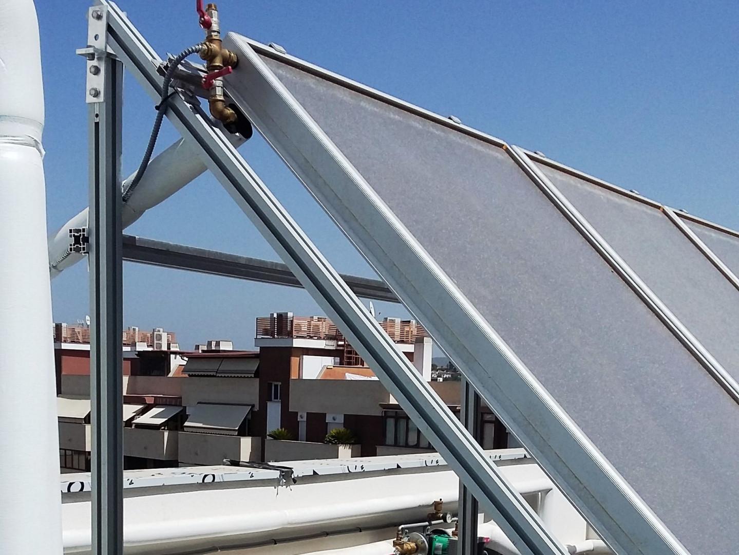 Promoción Solar Térmica de 39 viviendas (Córdoba)