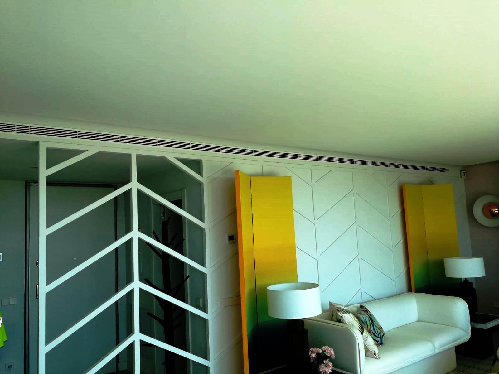 Promoción de Aerotermia para 68 viviendas (Málaga)