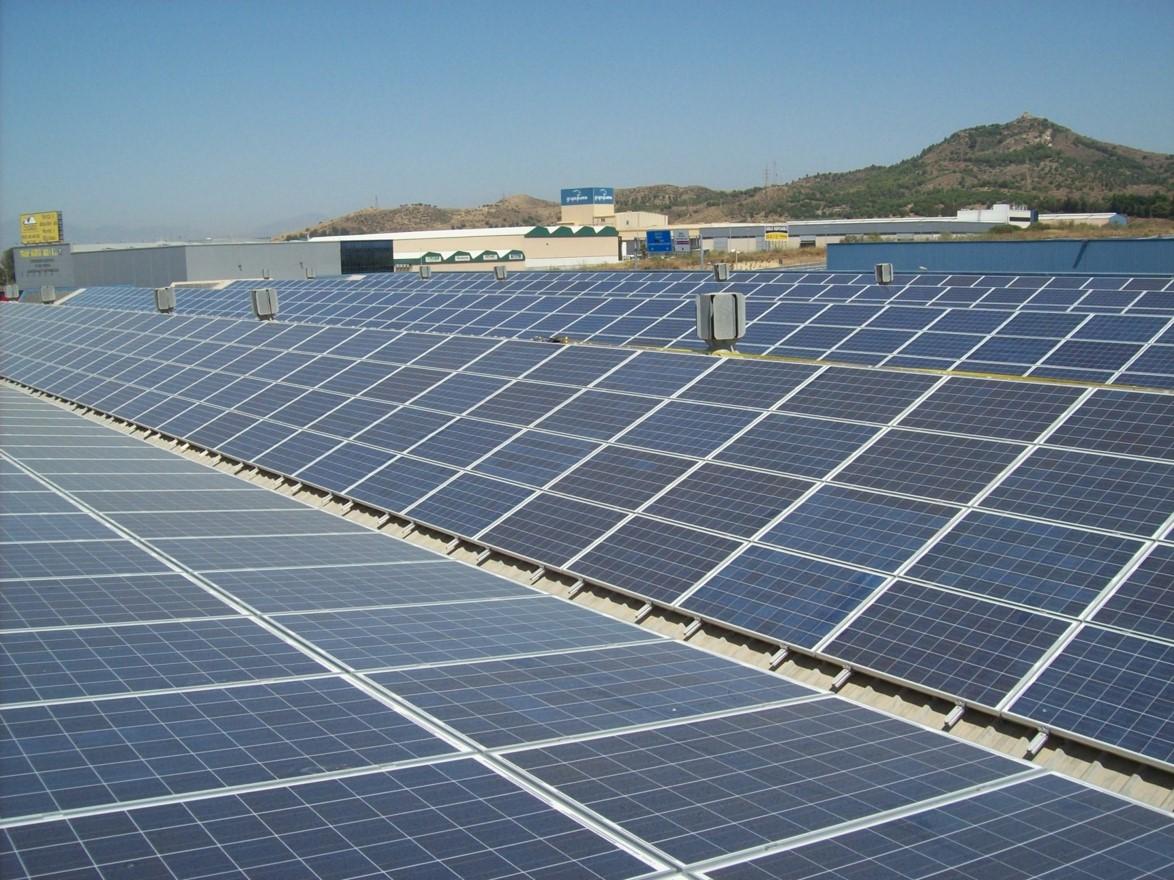 Instalación Fotovoltaica de 447,58 + 447,58 kWp para CTM (Málaga)