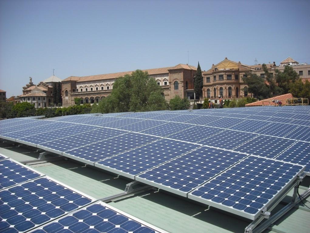 Instalación Fotovoltaica de 42 kWp para Colegio (Málaga)