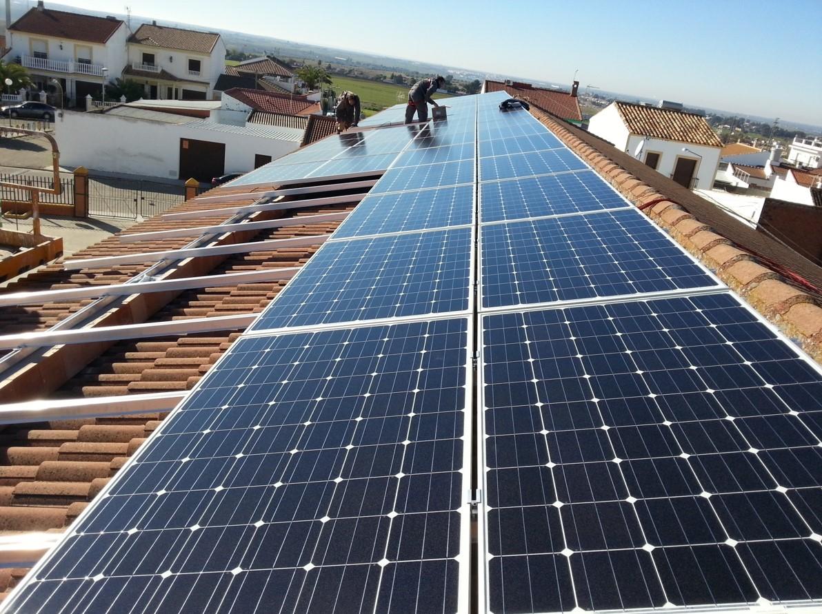 Instalación Fotovoltaica de 22,05 kWp para Colegio (Córdoba)