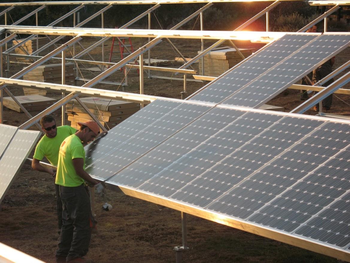 Instalación Fotovoltaica de 118,83 kWp para Industria Agrícola (Córdoba)