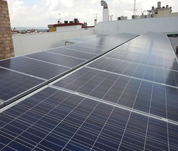 Instalación Fotovoltaica de 10,71 kWp para edificio (Córdoba)