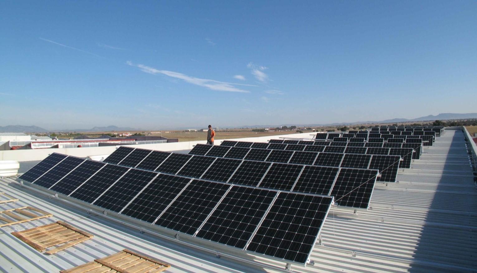 Instalación Fotovoltaica de 22,23 kWp para Industria Agroalimentaria (Córdoba)