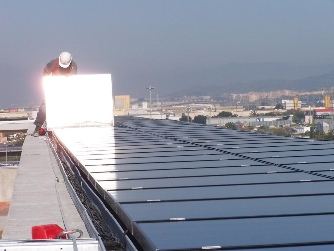 Instalación Fotovoltaica de 6,3 kWp para Hospital