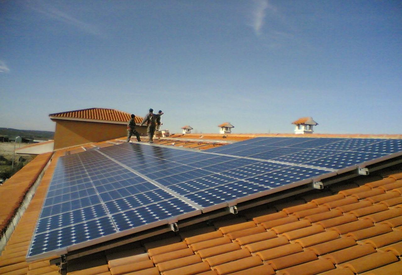 Instalación Fotovoltaica de 14,28 kWp para Asociación (Pozoblanco – Córdoba)
