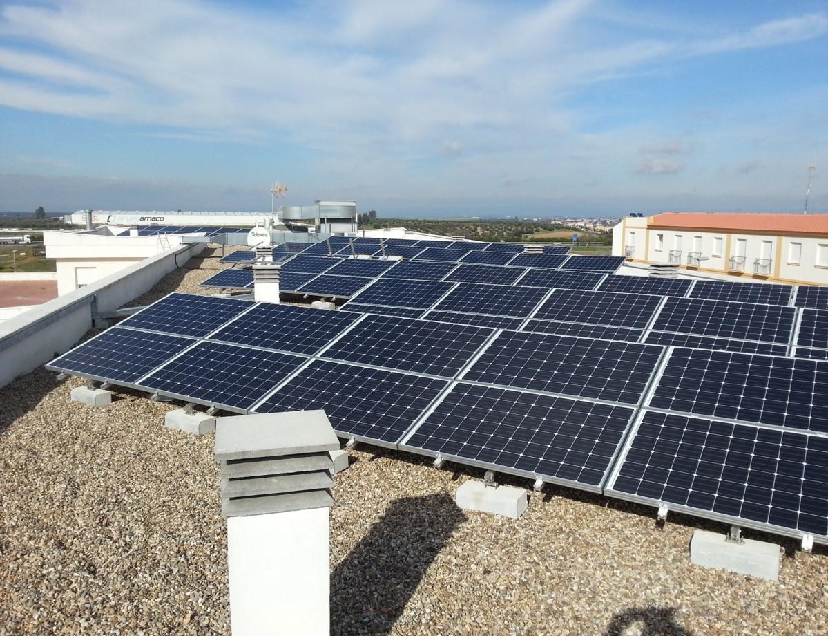 Instalación Fotovoltaica de 22,05 kWp para Residencia de Mayores (Córdoba)