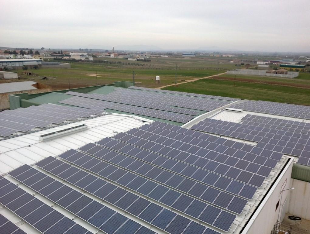 Instalación Fotovoltaica de 378,52 kWp para Industria (Córdoba)