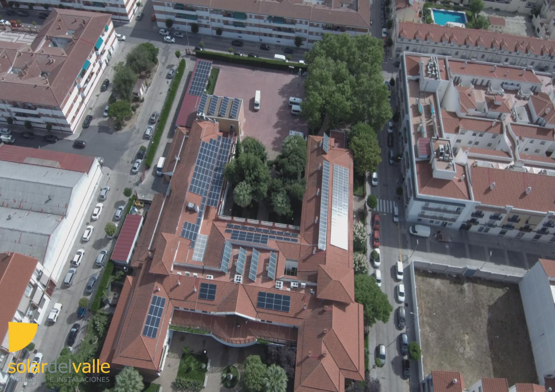 Autoconsumo de 81,12 kWp en Fundación PRODE, Pozoblanco, Córdoba