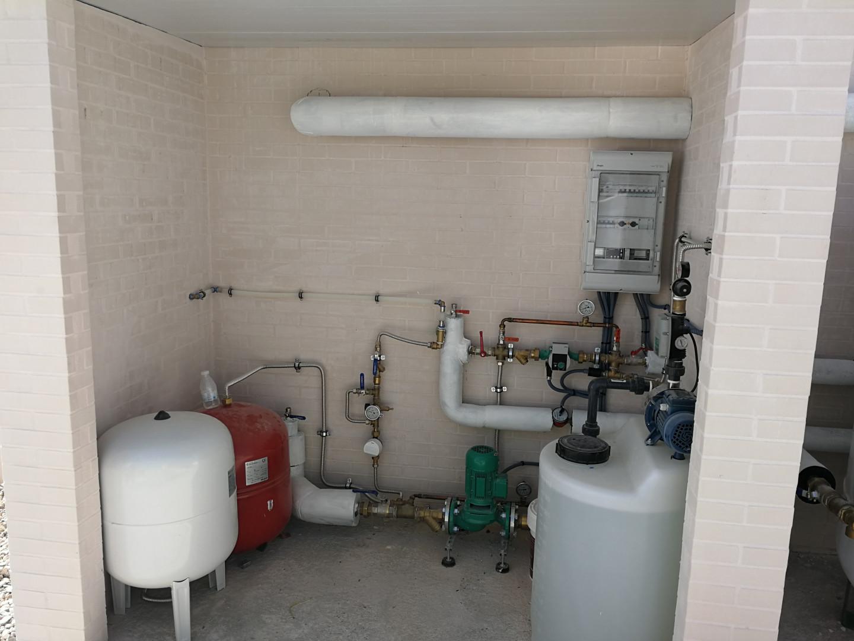 Promoción Solar Térmica para 81 viviendas (Córdoba)