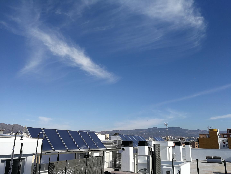Promoción Solar Térmica para 36 viviendas (Málaga)