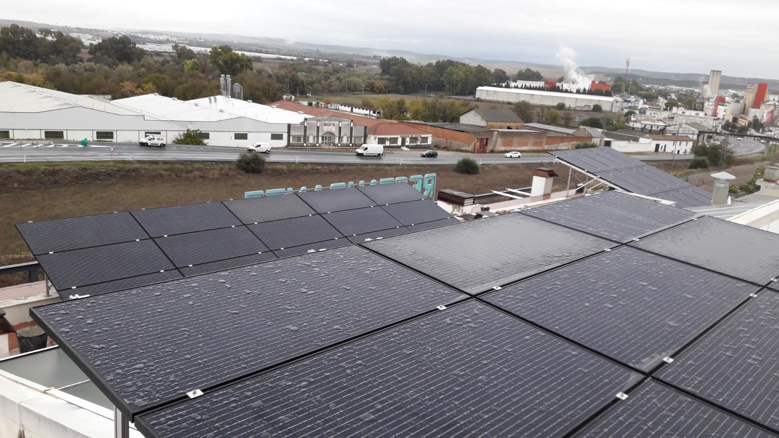 Autoconsumo de 22,75 kWp en sector Hotelero, El Carpio, Córdoba